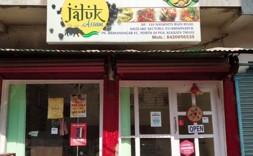 Jaluk- The Taste of Assam in Kolkata